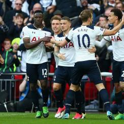 Tottenham is challenging for the Premier League title