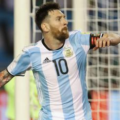 Lionel Messi is free to play in Argentina's next World Cup qualifiers after having his ban lifted by FIFA