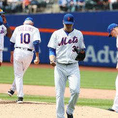 Matt Harvey, New York Mets