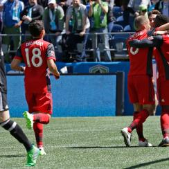 Toronto FC beat the Seattle Sounders in an MLS Cup rematch