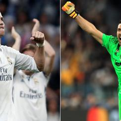 Juventus and Real Madrid will meet in the Champions League final