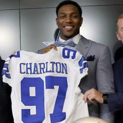 2017 NFL draft: Taco Charlton, Dalvin Cook among impact rookies