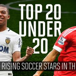 The best 20 Under-20 players in the world, ranked