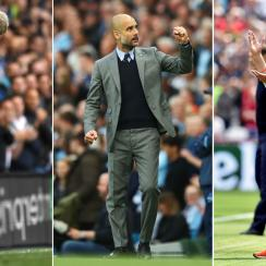 Arsenal, Manchester City, Liverpool are vying for places in the Champions League