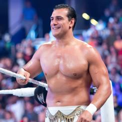 Alberto Del Rio/El Patron interview on WWE, Impact Wrestling