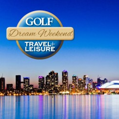Toronto has so much to offer, you'll wonder how we managed to fit in three days of golf.