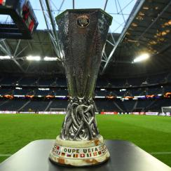 Manchester United and Ajax will play for the Europa League title