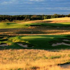 Erin Hills is one of several big-time tracks in Wisconsin.