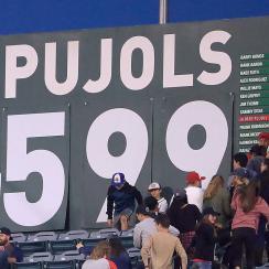 Albert Pujols, Los Angeles Angels of Anaheim