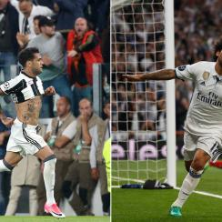 Dani Alves and Marcelo have been key on Juventus and Real Madrid's run to the Champions League final