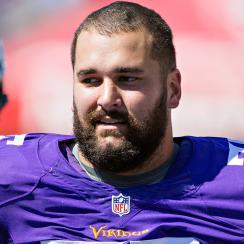 Matt Kalil: Panthers tackle looking for an NFL career restart at OTAs