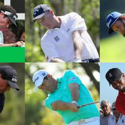 Impact faces on the PGA Tour