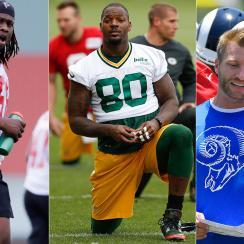 NFL offseason report cards: NFC free agency, draft grades