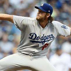 Los Angeles Dodgers Clayton Kershaw