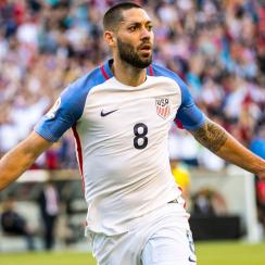 Clint Dempsey is closing in on the U.S. men's national team scoring record