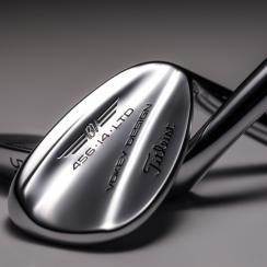 The new Titleist Vokey Design 456.14 Limited wedge.
