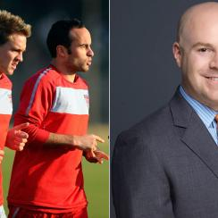John Strong, Stuart Holden and Landon Donovan will be Fox's top broadcast team for the 2018 World Cup