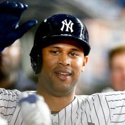 New York Yankees Aaron Hicks