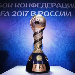 Eight teams will vie for the FIFA Confederations Cup trophy