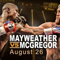 mayweather mcgregor fight details