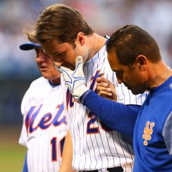 Mets injuries: Matt Harvey, Neil Walker, Noah Syndergaard