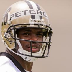 Adrian Peterson's 11th NFL season will be his first as a Saint.