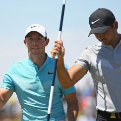 Rory McIlroy and Jason Day missed the cut at the 2017 U.S. Open.
