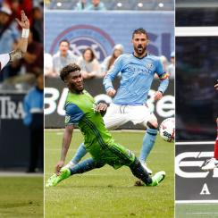 Alan Gordon, David Villa and Nemanja Nikolic were all heroic in MLS Week 16
