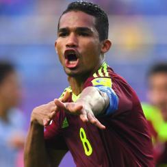 Yangel Herrera is a rising star for Venezuela and NYCFC