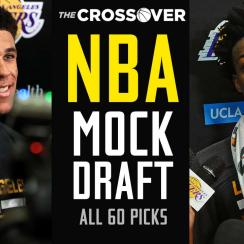 NBA Mock Draft: Both Rounds