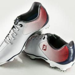 The new FootJoy D.N.A. Helix golf shoe.