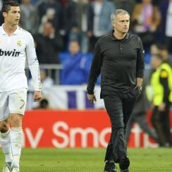 Cristiano Ronaldo and Jose Mourinho may not be in line for a reunion at Manchester United after all