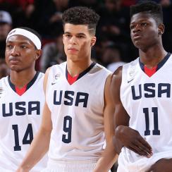 2018 NBA Draft: Big Board