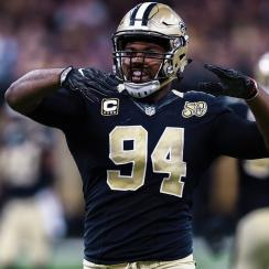 Cameron Jordan hopes to help unstick the Saints, who have finished 7-9 in each of the past three seasons.