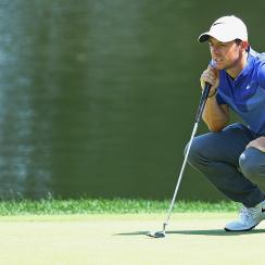 Rory McIlroy's Sunday 64 was his lowest round of the year on the PGA Tour.