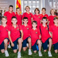 Barcelona is making inroads into the USA with its academy presence