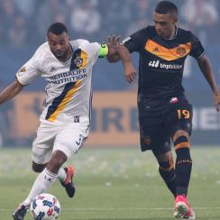 Ashley Cole has settled in nicely with the LA Galaxy