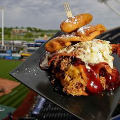 Best, weirdest ballpark food