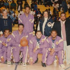 Midnight basketball: Measuring impact of inner-city service programs