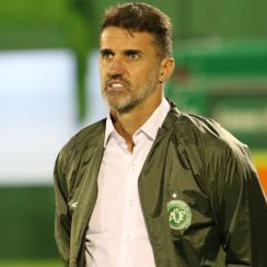 Chapecoense fires manager Vagner Mancini