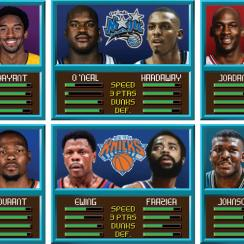 NBA Jam all-time teams: LeBron James on Cavaliers?