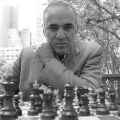 Garry Kasparov: Russian chess master at odds with Donald Trump, Vladimir Putin