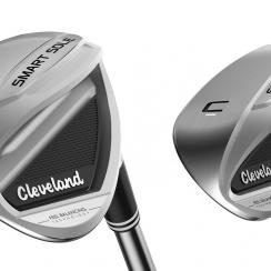 The Cleveland Smart Sole 3 S and Smart Sole 3 C wedges.
