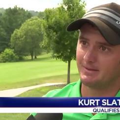 Kurt Slattery earned a spot in the John Deere Classic field.