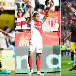 Pierre-Emerick Aubameyang, Kylian Mbappe and Cristiano Ronaldo could be on the move this summer