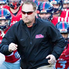 Hugh Freeze, Ole Miss should have fascinating season with NCAA investigation looming
