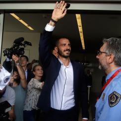 AC Milan is set to sign Leonardo Bonucci from Juventus