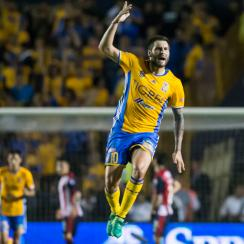 Andre-Pierre Gignac leads Tigres UANL in another season of Liga MX
