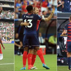 Mexico, Costa Rica, USA remain the favorites in the CONCACAF Gold Cup