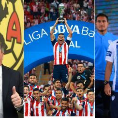 Liga MX's 2017 Apertura kicks off on Friday July 21